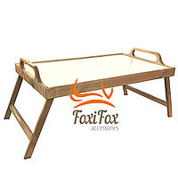 Столик для завтрака в кровать Natural Wood