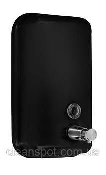 Дозатор жидкого мыла EFORMETAL BLACK 3770S