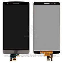 Дисплей для LG G3s (D722, D724), G3 Vigor D725, G3 mini D728 Original Black с сенсором