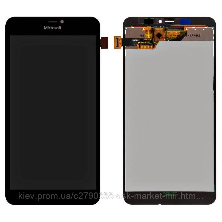 Оригинальный дисплей с сенсором для Microsoft Lumia 640 XL Dual SIM (RM-1062, RM-1065, RM-1066, RM-1067)