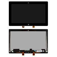 Дисплей для Microsoft Surface RT 2 Original Black с сенсором