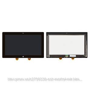 Дисплей для Microsoft Surface RT Original Black с сенсором, фото 2