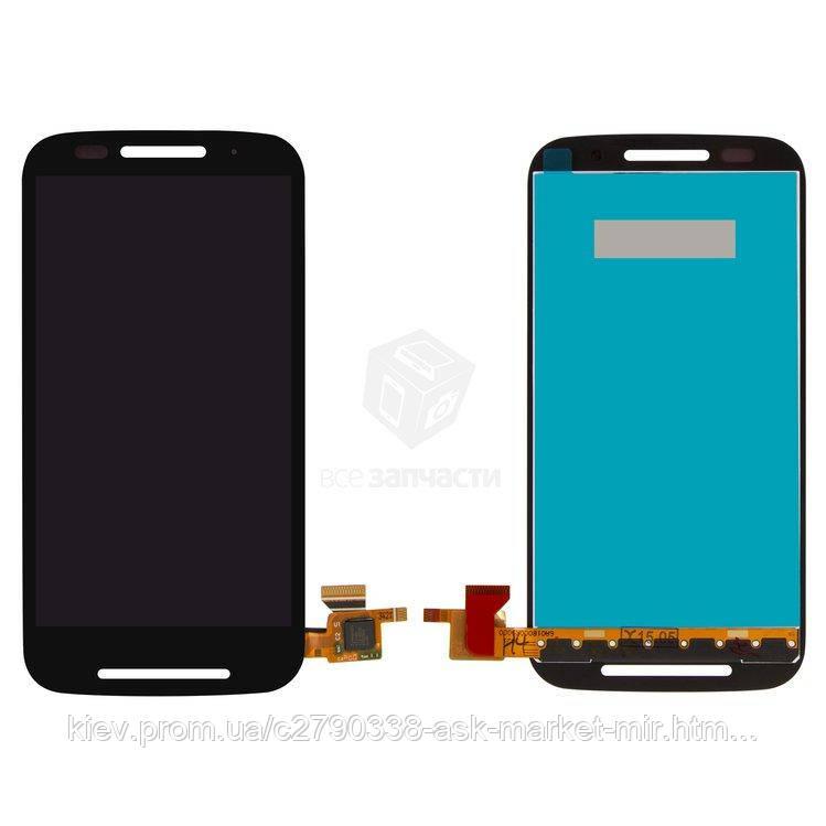 Оригинальный дисплей с сенсором для Motorola Moto E (XT1021, XT1022, XT1025)