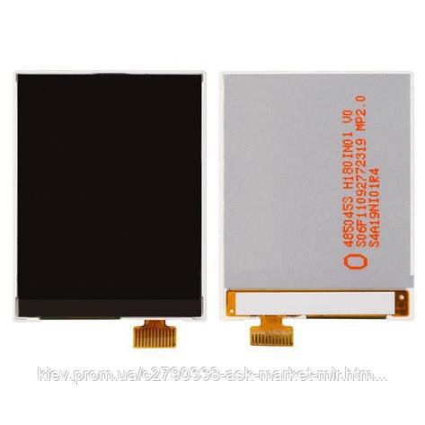 Дисплей для Nokia 100, 101, 107, 108, 109, 112, 113, 130, C1-00, C1-01, C1-02, C1-03, C2-00, X1-01, X1-02 Original, фото 2