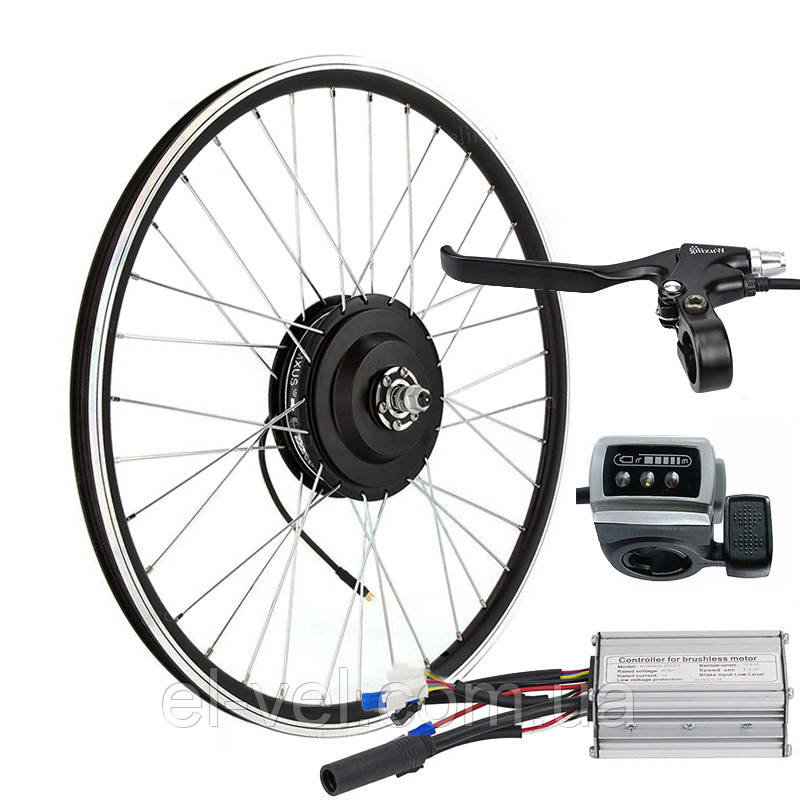 Электровелонабор заспицованый MXUS MX01R 36В 500Вт задний