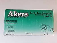 Рукавички нітрилові розмір L зелені 50 шт ( 25 пар )