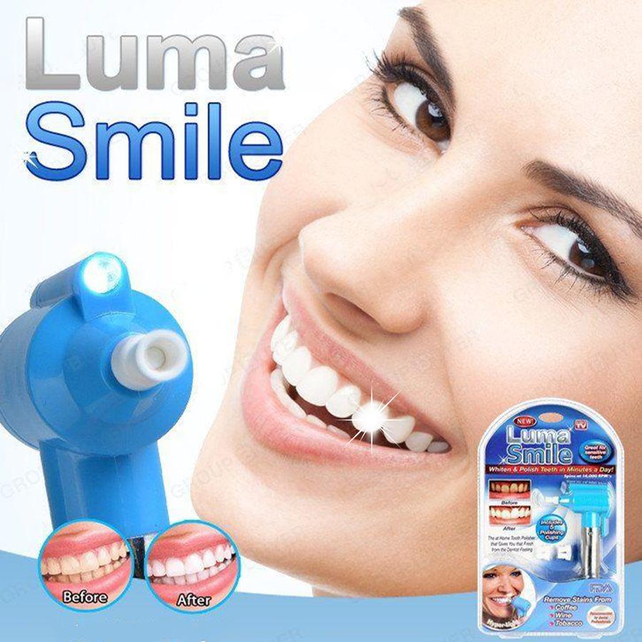 Набір для чищення зубів відбілювання Luma Smile
