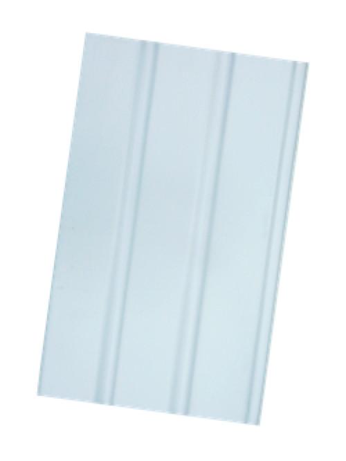 Панель ASKO без перфорации белый (3,5м * 0,305м = 1,07 м2)