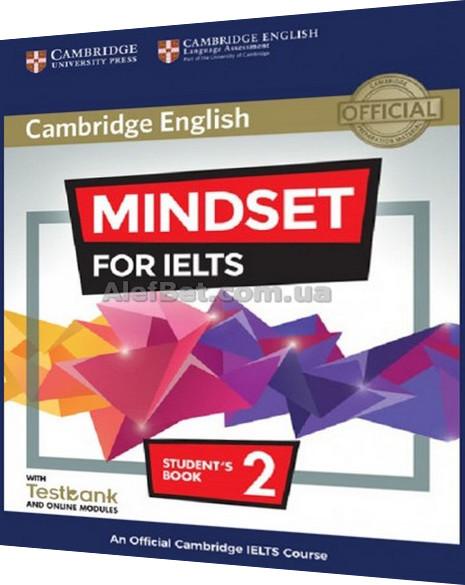 Английский язык / Подготовка к экзамену: Mindset for IELTS 2 Student's Book+Online. Учебник / Cambridge