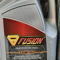 Моторное масло Fusion 10w-40 turbo (5L)