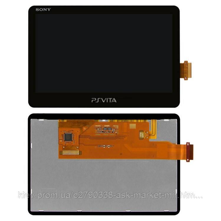 Оригінальний дисплей для Sony PS Vita 2000