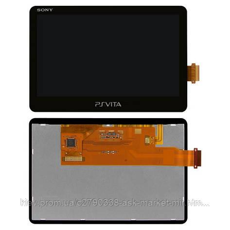 Дисплей для Sony PS 2000 Vita Original, фото 2