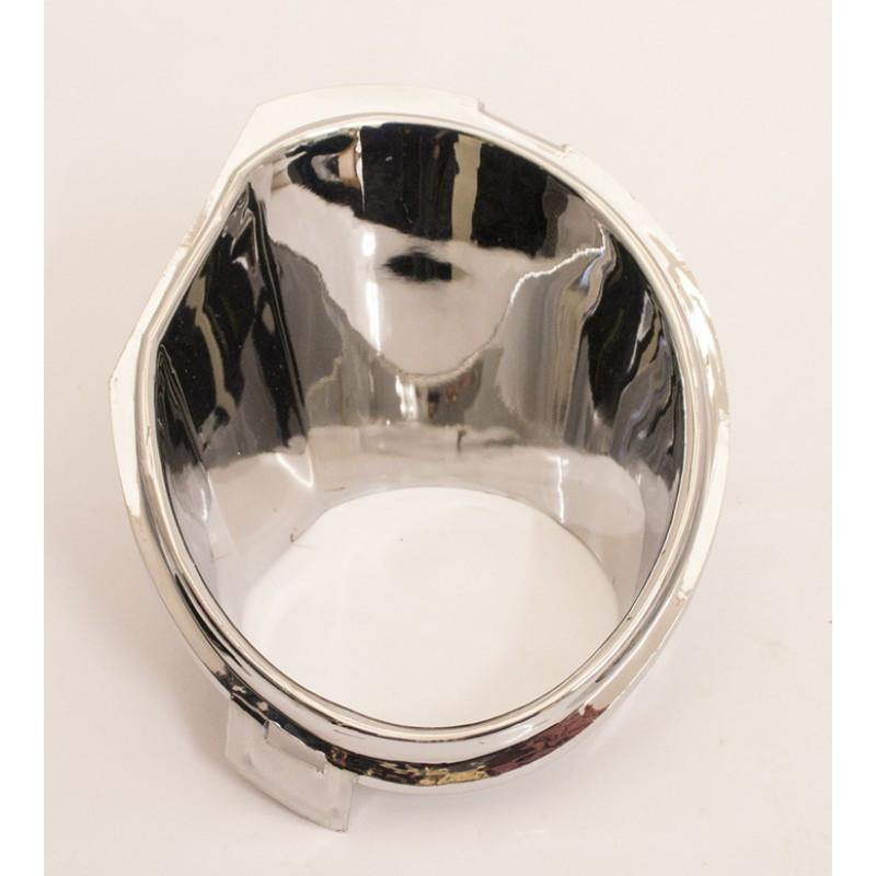Накладка протитуманної фари R (хром) Geely MK (Джилі МК)2 1018006151