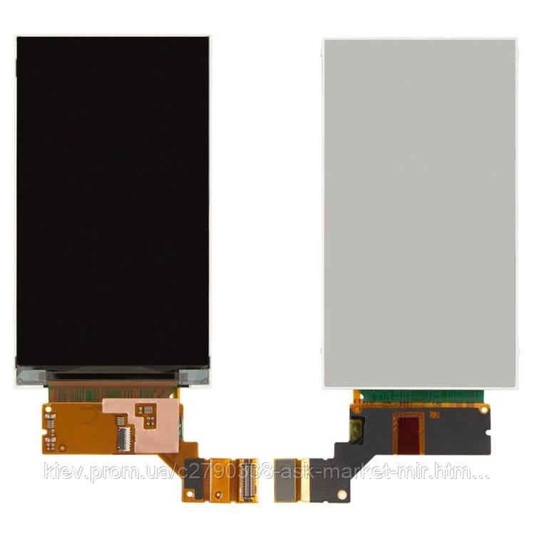 Оригинальный дисплей для Sony Xperia U ST25i