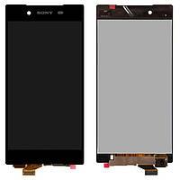 Дисплей для Sony Xperia Z5 (E6603, E6653), Xperia Z5 Dual (E6633, E6683) Original Black с сенсором