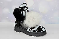 Зимние женские ботинки AQUAMARIN