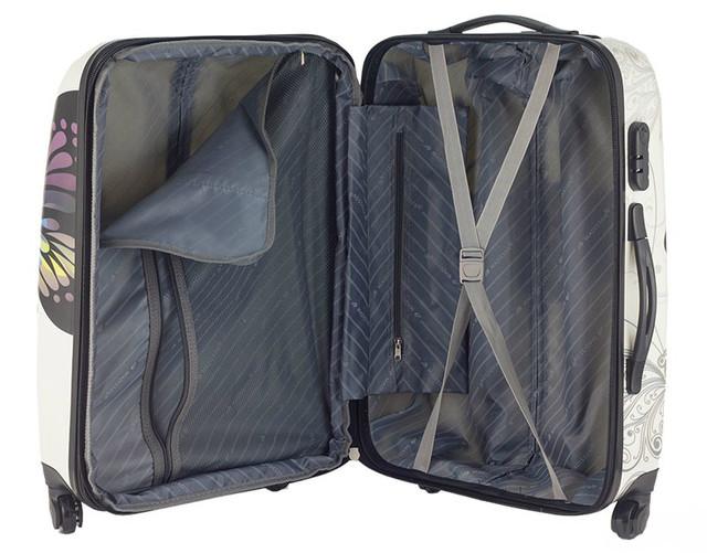 Чемодан сумка Maddisson 16820. Большой размер