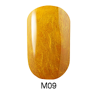 Гель-лак Naomi Metallic Collection M09, 6 мл