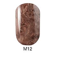 Гель-лак Naomi Metallic Collection M12, 6 мл
