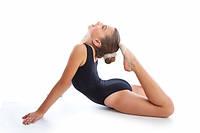 Купальник - майка для гимнастики