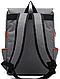 Рюкзак городской Retro черный, фото 3