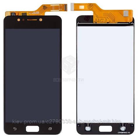 Дисплей для Asus ZenFone 4 Max ZC520KL Original Black с сенсором, фото 2