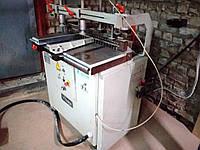 Сверлильно-присадочный станок б/у Vitap T21 1998 год. 21 шпиндель, ручной наклон суппорта, фото 1