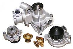 Водяной насос охлаждение двигателя (помпа воды)
