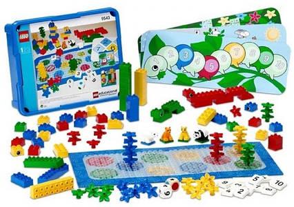 Lego Duplo Education Математическая игра 9543