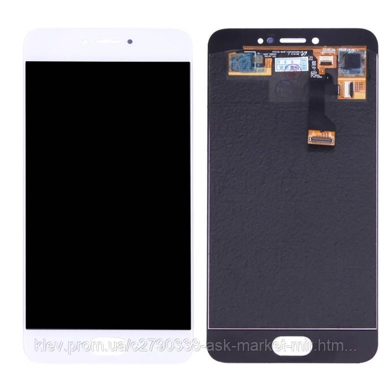 Оригинальный дисплей с сенсором для Meizu Pro 6 M570H;Pro 6s