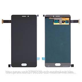 Дисплей для Meizu Pro 7 Plus M793 Original Black с сенсором, фото 2