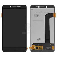Дисплей для Prestigio MultiPhone 3533 Grace Z3, MultiPhone 5530 Grace Z5 Duo Original Black с сенсором