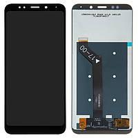 Дисплей для Xiaomi Redmi 5 Plus Original Black с сенсором