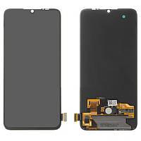 Дисплей для Xiaomi Mi 9 Lite, Mi CC9 Original Black с сенсором