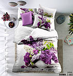 Яркие, стильные расцветки постельного белья Cатин Digital