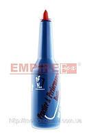 Бутылка  для флейринга синяя (Арт. 9904)