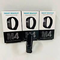 Фитнес браслет трекер M4 Fit Smart Bracelet black