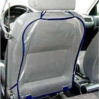 Защитная накидка на спинку сидения в автомобиль - защита спинки сиденья, фото 1