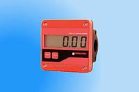 Электронный счетчик MGE 110 для дизельного топлива, масла, 5—110 л/мин, +/-1%, Испания