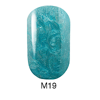 Гель-лак Naomi Metallic Collection M19, 6 мл