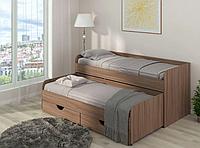 Кровать детская Соня-5 двухспальная