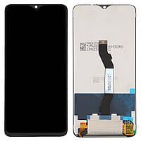 Дисплей для Xiaomi Redmi Note 8 Pro Original Black с сенсором