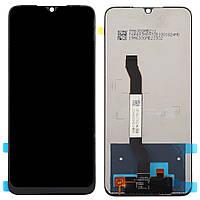 Дисплей для Xiaomi Redmi Note 8 Original Black с сенсором