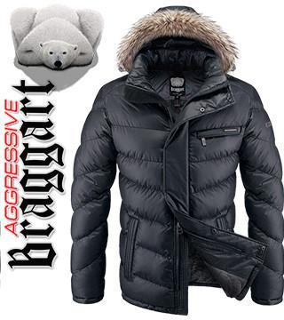 Мужские куртки с мехом