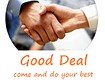 Good Deal - маркет збуту товарів для дому
