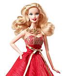Кукла Barbie Collector 2014 Holiday Коллекционная, фото 3
