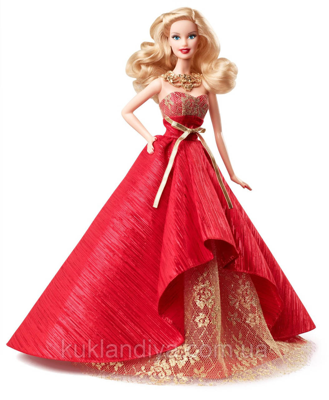 Кукла Barbie Collector 2014 Holiday Коллекционная