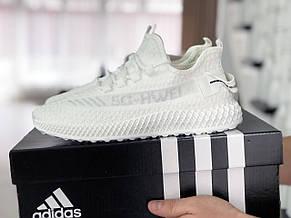 Мужские кроссовки демисезонные 5G-HWEI, белые, фото 2