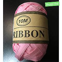 Рафия мини 10г. розовая