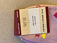 Жіночі носки Житомир Люкс шкарпетки стрейчеві з сердечком і надписом LOVE  36-39  12 шт в уп мікс 3 кольорів, фото 4